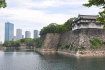 Schutzgraben des Schlosses