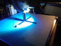 fabrication de la pièce de calibrage