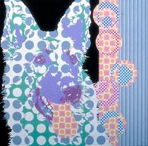 Hasso, 1996, 150 x 150 cm
