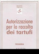 Tesserino Tartufi