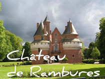 Château-fort de Rambures