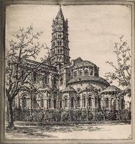 Cathédrale de Saint Sernin, Toulouse  André Aaron Bilis