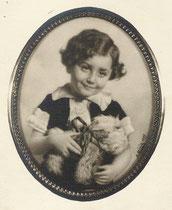 Marc Bilis son petit neveu 1937 miniature André Aaron Bilis