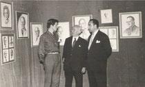 Exposition à Jerez de L Frontera - Espagne 1961 A.Bilis avec El Cordobes