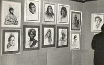 Exposition à Grenade - Espagne 1963