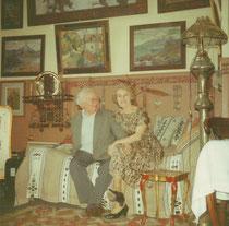 L'atelier de Paris A.Bilis et sa femme Suzanne