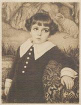 Pablito Manem miniature André Aaron Bilis
