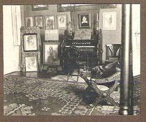 L'atelier de Buenos Aires A.Bilis
