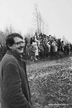 Олег Бедняков. КСП,  27-ой Московский городской  слёт. 1987 год.