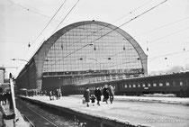 Москва. Киевский вокзал.