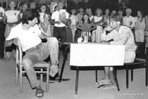 Евпатория 1986 год. КВН между МИИТ, ХИИТ и МИИТ-ФИЛЬМ.