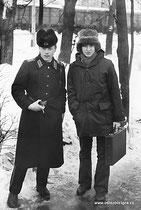 Андрей Рассказчиков и Юрий Краев