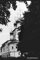 Экскурсия в Коломенское.