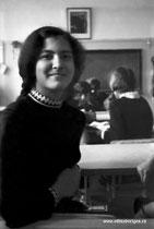 Марина Сапарова