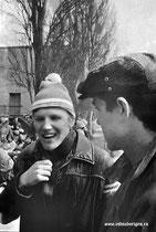 1977-78 учебный год. Соревнования в Запорожье.