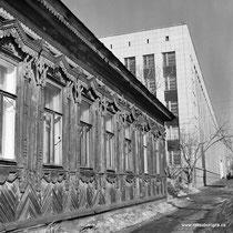 Город Пермь. 1989 год.