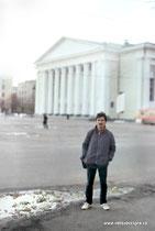 Город Киров, Сергей Ксоврели