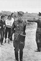 """Экскурсия в Советскую Армию.  Наш """"пленный""""."""