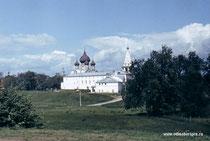 Суздаль, Золотое Кольцо России.