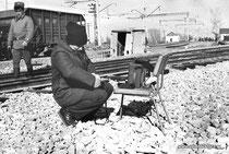 АРМЕНИЯ. Баяндур. Январь 1989 года.