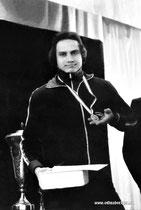 1979-80 учебный год. Соревнования в Саратове.