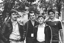И. Алексеенко, И. Ремизанцев, С. Чубаров, С. Другов,