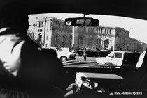 Ереван. Январь 1989 года.
