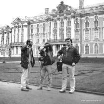 Екатерининский дворец. Пушкин. Возле Санкт-Петербурга