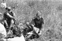Экскурсия в Советскую Армию. Дольче-Портяно.