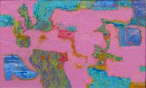 ohne Titel, 2019, 50 x 70 cm, Öl auf Leinwand