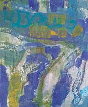 ohne Titel, 2019, 50 x 40 cm, Öl auf Leinwand
