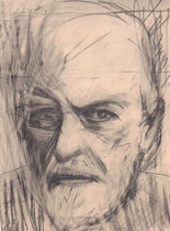Sigmund Freud, Bleistift 1970