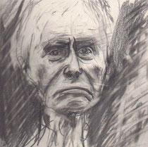 Bertrand Russel, Bleistift 1970