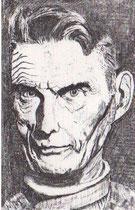 Samuel Beckett, Bleistift 1970