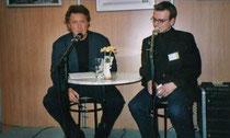 Österreich-Pavillon,Lesung Leipziger Buchmesse 2002