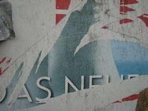 Das Neue, Decollage 2009