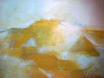 Wüste, Acryl