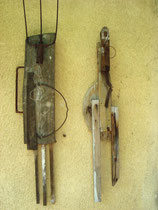 Hängeskulpturen, div. Materialien1997