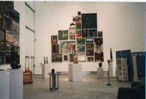 """""""Ein Land sammeln"""" (Ausstellung Shedhalle St. Pölten, NÖ)"""
