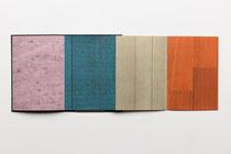 15. Arbeit 2013, 21 x 265 cm, Inkjet-Print, / Leporello, Privatbesitz