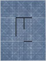 79. Arbeit 2020, 40 x 30 cm, Aquarell