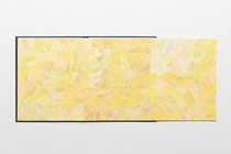 225. Arbeit 2010, 24 x 185 cm, Aquarell / Leporello, Privatbesitz