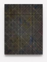 5. Arbeit 2015, 40 x 30 cm, Acryl auf MDF-Platte