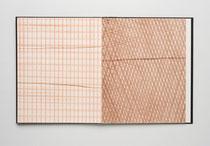 130. Arbeit 2009, 25 x 160 cm, Aquarell / Leporello, Privatbesitz
