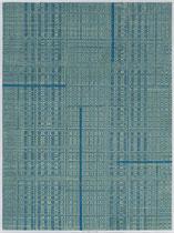 100. Arbeit 2018, 42 x 31 cm, Arcyl auf Offsetdruck