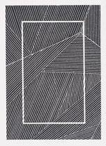 71. Arbeit 2016, 17 x 12 cm, Collage, Privatbesitz