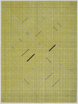 166. Arbeit 2011, 40 x 30 cm, Aquarell