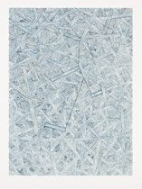 43. Arbeit 2008, 41 x 30 cm, Aquarell