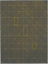 132. Arbeit 2012, 40 x 30 cm, Aquarell