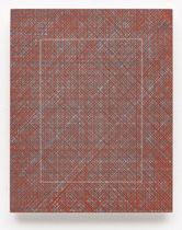 132. Arbeit 2016, 23 cm x 18,5 cm, Acryl auf Hartfaserplatte